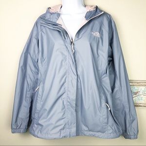 The North Face DryVent Waterproof Hooded Jacket XL